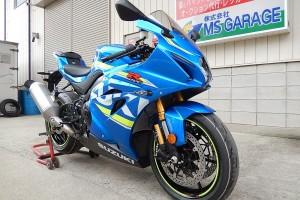SUZUKI NEW GSX-R1000R ABS ご成約有難う御座いました!
