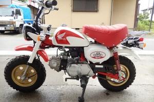 Monkey 新車 (8)