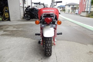 Monkey 新車 (7)