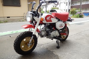 Monkey 新車 (9)