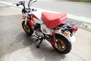 Monkey 新車 (3)