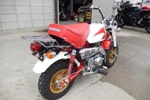 Monkey 新車 (6)