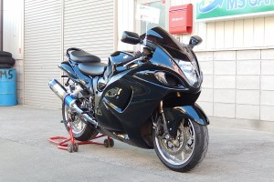 Hayabusa Black (Kleber) (1)