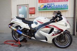 2008年 SUZUKI GSX1300R ハヤブサ カスタム多数 入荷しました!