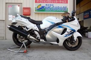 2009年 SUZUKI GSX1300R ご成約有難うございました!